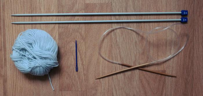 materiel headband tresse