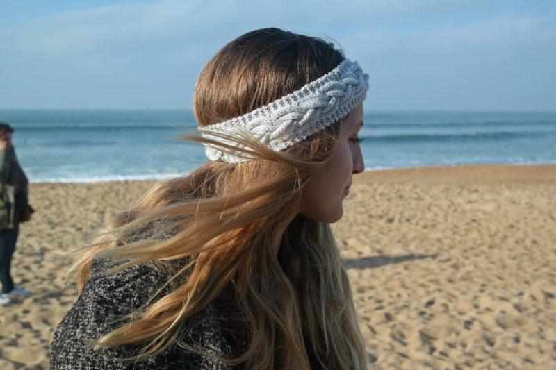 oona headband tresse